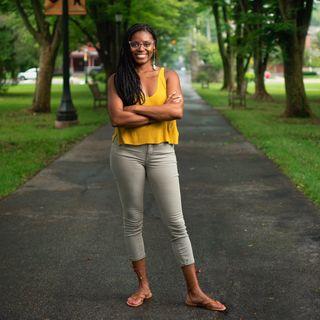 Interview with Dr Jasmine Harris