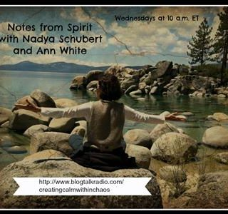 Notes from Spirit with Nadya Schubert