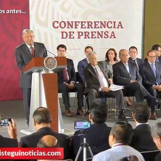Acuerdo entre CFE y empresas de gasoductos | Operadores de Zebadúa en Estafa Maestra | Entrega de becas en Conacyt