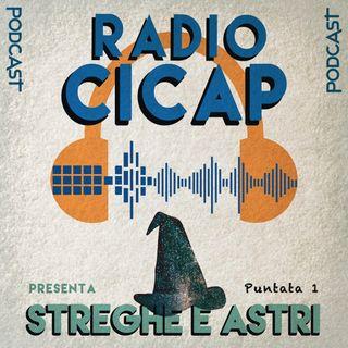 Radio CICAP presenta: Streghe e Astri