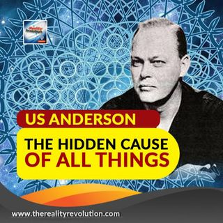 US Anderson The Hidden Cause Of All Things
