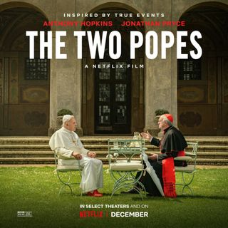 """Weekly Online Movie Gathering - The Movie """"TWO POPES""""  Commentary by David Hoffmeister"""