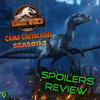 Jurassic World: Camp Cretaceous Season 3 Spoilers Review