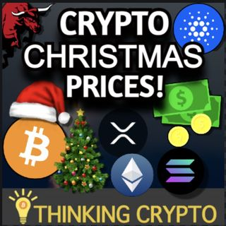 Bitcoin S2F $100k By Christmas & Altcoin Price Predictions - NYTimes Crypto - Ripple XRP SEC Uniswap