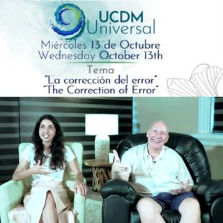 La corrección del error ✨ Con David Hoffmeister ✨ The Correction of Error