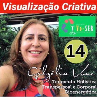 Visualização Criativa 14 por Gilzélia Vone