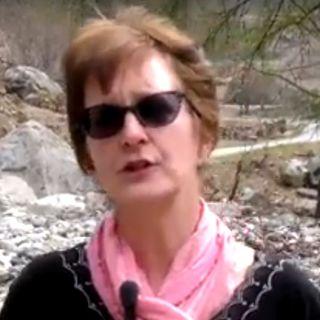 10-4-2017: Patrizia Geymonat, sindaco di Bobbio Pellice sul post alluvione