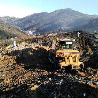 """#LaCafeteraZALDIBAR """"Zaldibar no es excepción:incendios en plantas de reciclaje;escaso control del destino de residuos""""Ecología con @juralde"""