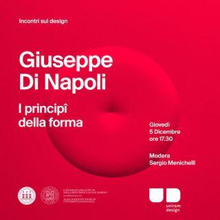 Incontri sul Design - Giuseppe Di Napoli