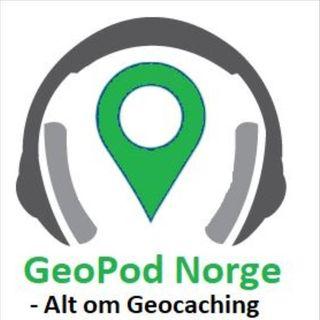 """036 GeoPod Norge - Sommersending fra """"syden 2020""""."""