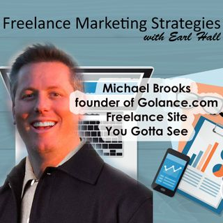 Michael Brooks Joins Me to Talk About His New Site For Freelancers