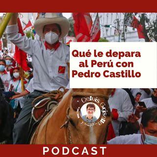 Qué le depara a Perú con Pedro Castillo