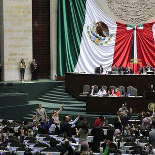 Legisladores celebran la aprobación del T-MEC