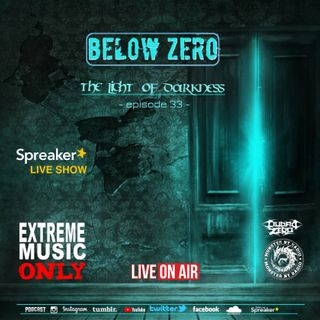 BELOW ZERO - THE LIGHT OF DARKNESS