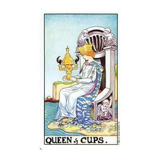 The Queens and Kings of Tarot