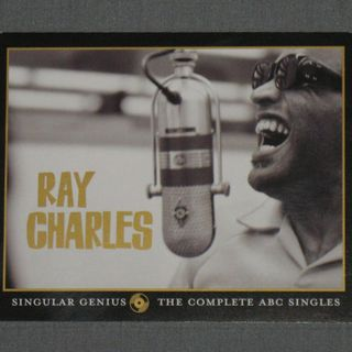 127 - John Burk of Concord Records - Ray Charles Singles Box