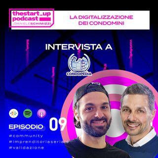 Episodio 9 | La digitalizzazione dei condomini - Intervista a Condopedia
