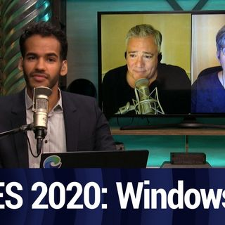 CES 2020: Lots of new Windows PCs, but no Microsoft | TWiT Bits