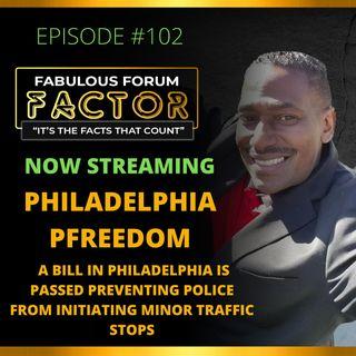 Philadelphia Pfreedom  (October 22, 2021)