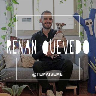 #12 - Renan Quevedo (Novos para Nós) - Cruzando o Brasil em busca de artistas populares