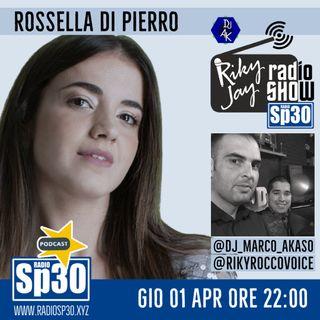 RikyJay Radio Show - ST.2 N.67 - Intervista a Rossella Di Pierro