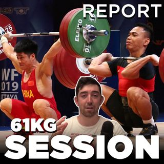 Tokyo Weightlifting M61 REPORT