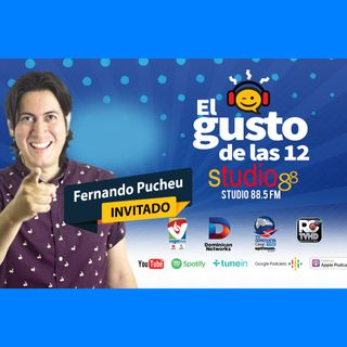 Episodio 101 - 18 Noviembre 2019 - Fernando Pucheau