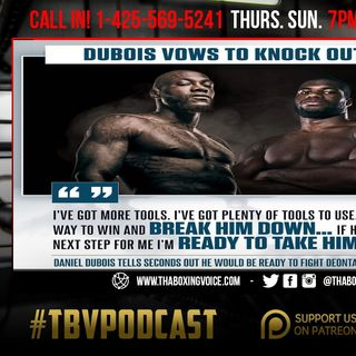 ☎️Deontay Wilder Disrespect at All-Time High❗️Frank Warren Open to Dubois vs Wilder😱