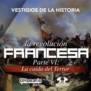 La Revolución Francesa - Parte VI: La caída del terror