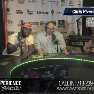 The Evening Experience - (Chris Rivers Freestyle) 8/3/2017