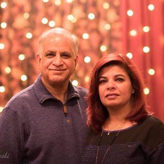 Atif and Rabia Qureshi, 20 Dec 17