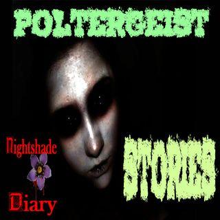 Poltergeist Stories   Unquiet Spirits   Podcast