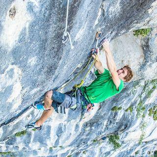 climbingradio: Seb Bouin Challange done