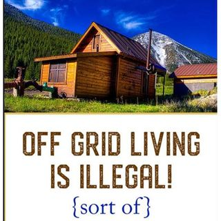 Off The Grid Living - Banned vs Banned ?: 619-768-2945