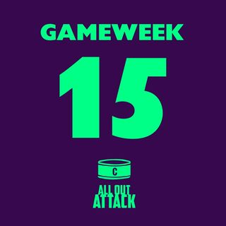 Gameweek 15 (Bonus Episode): Captain Choices & Mini League Update