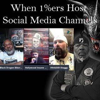 When 1%ers Host Social Media Channels
