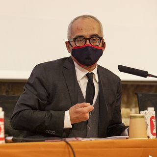 Rocco Ronchi | Ripensare Trauma | KUM20