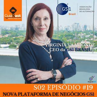 Virginia Vaamonde CEO da GS1 Brasil