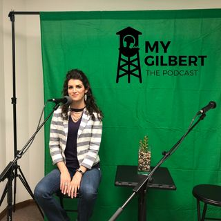 EP03 - Aimee Rigler - Candidate for Gilbert Town Council and so much more
