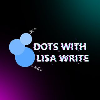 Meet Lisa Write And Her Dots
