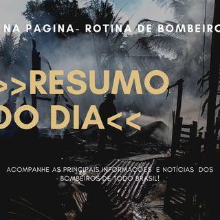 1- Resumo Semanal De Informações - BOMBEIROS