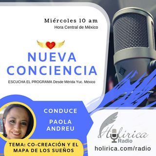 Nueva Conciencia Paola Andreu