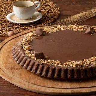 La Torta Gianduia, un' esplosione di dolcezza
