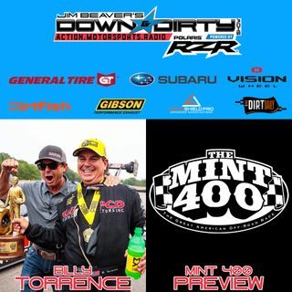 #374 – NHRA Winner Billy Torrence, Matt Martelli, & Tiffany Stone On Air!