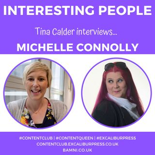Tina Calder interviews Educator & Entrepreneur Michelle Connolly