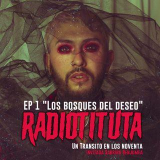 """Ep 1 """" Los Bosques del deseo"""", un transito en los noventa."""