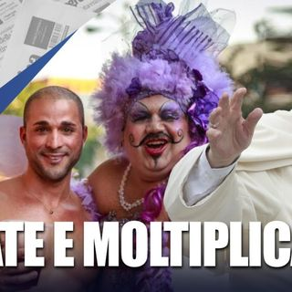Papa Francesco apre alle coppie gay