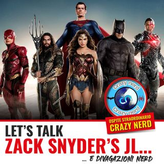 Ep. 15 Zack Snyder's Justice League