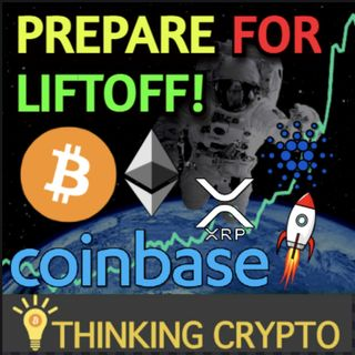 Coinbase IPO, US Stimulus, & Apple Buying Bitcoin To Send Crypto Market To Moon!
