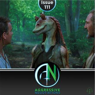 Issue 111: Favorite Aliens